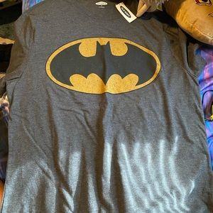 Men's Okd Navy Batman shirt